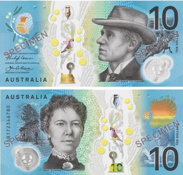$10 NGB Note