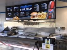 POS for takeaway fast food #uniwell4pos #uniquelyuniwell