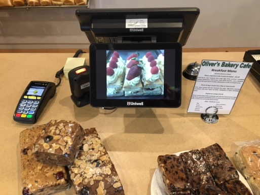 POS for bakeries cafes #uniwell4pos #uniquelyuniwell