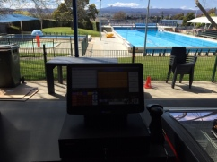 POS for Pools #uniwell4pos #uniquelyuniwell #POStasmania