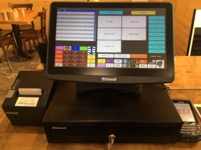 POS for Quick Service #uniwell4pos #uniquelyuniwell