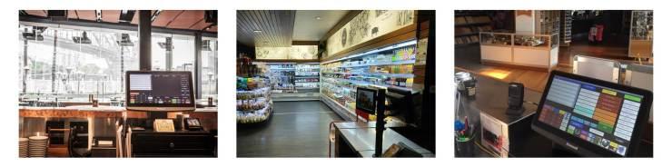 Uniwell POS Solutions for cafe restaurants bakery bar bistro club pub food retail #pubpos #foodretailpos #cafepossolutions