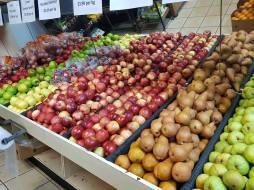 POS for Fruit & Veg#uniwell4pos #uniquelyuniwell