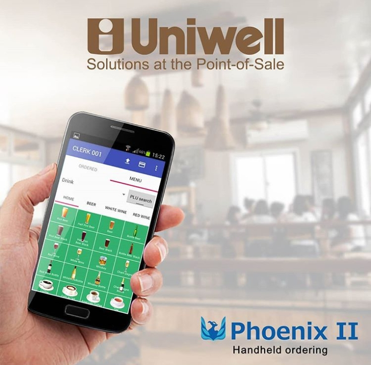 POS for cafes and restaurants #uniwell4pos #uniquelyuniwell